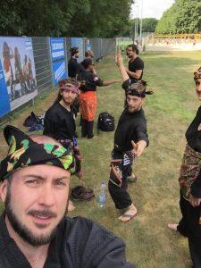 Démonstration Seni Gayung Fatani - Silat SGF Köln - 2017 (4)