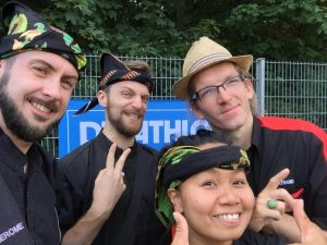 Démonstration Seni Gayung Fatani - Silat SGF Köln - 2017 (6)