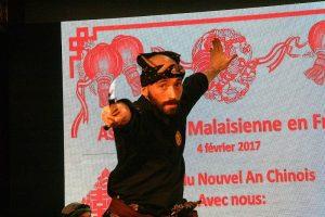 Démonstration Silat PSGFM - MASAF 2017 (16)