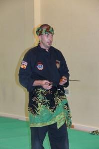 Penchak Silat - Cikgu Jerome Denorme - Maison du Taiji