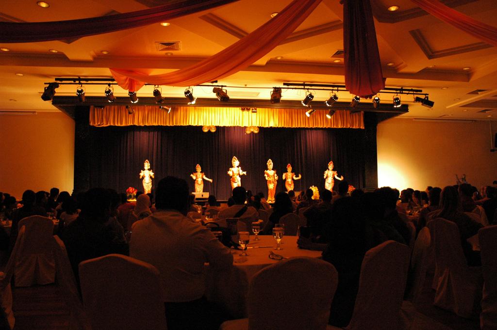Danses traditionnelles malaisiennes