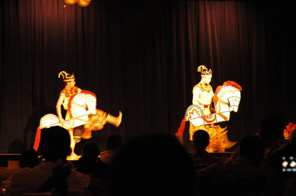 Tari Kuda Kuda - Danse du cheval