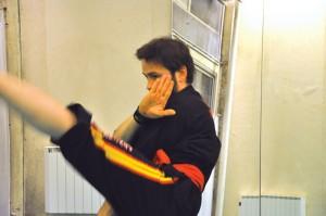 Culture SIlat - Nico en sepak layang