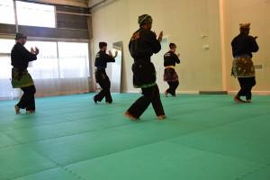 Jurus - Team Démo Culture Silat - Maison du Taiji 2015