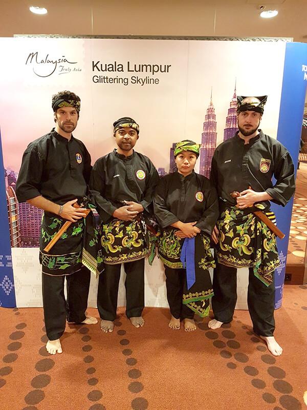 Demo Silat Seni Gayung Fatani - Malaysian Club Deutschland - 2017 (1)