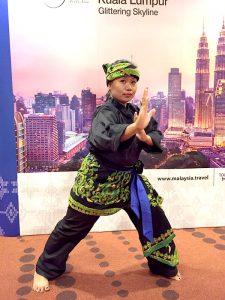 Demo Silat Seni Gayung Fatani - Malaysian Club Deutschland - 2017 (13)