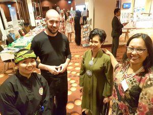 Demo Silat Seni Gayung Fatani - Malaysian Club Deutschland - 2017 (8)