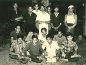 Penchak Silat - Gelanggang Sabak en 1967