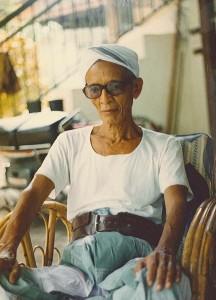 Penchak Silat - Guru Tua Imam Mansor Seni Gayung Fatani Malaysia