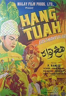 Culture Silat - Hikayat Hang Tuah - P. Ramlee
