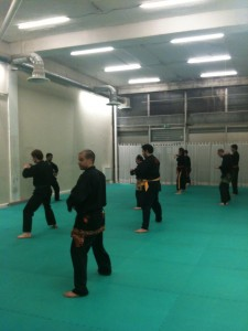 Penchak Silat - Exercices de respiration