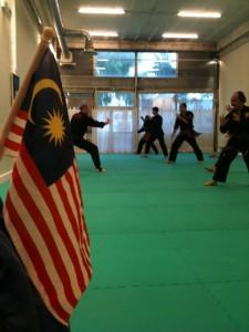 Penchak SIlat - Seni Gayung Fatani Malaysia