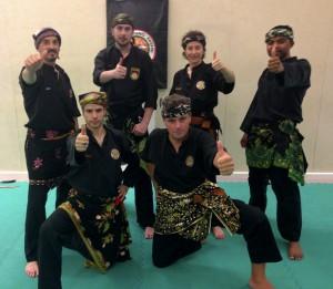 Pencak Silat - Les membres de Culture Silat