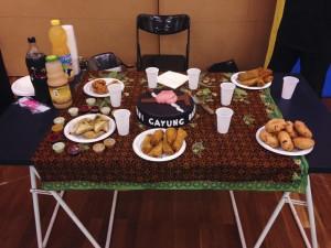 Pencak Silat - Club de Silat Seni Gayung Fatani Malaysia - Repas associatif