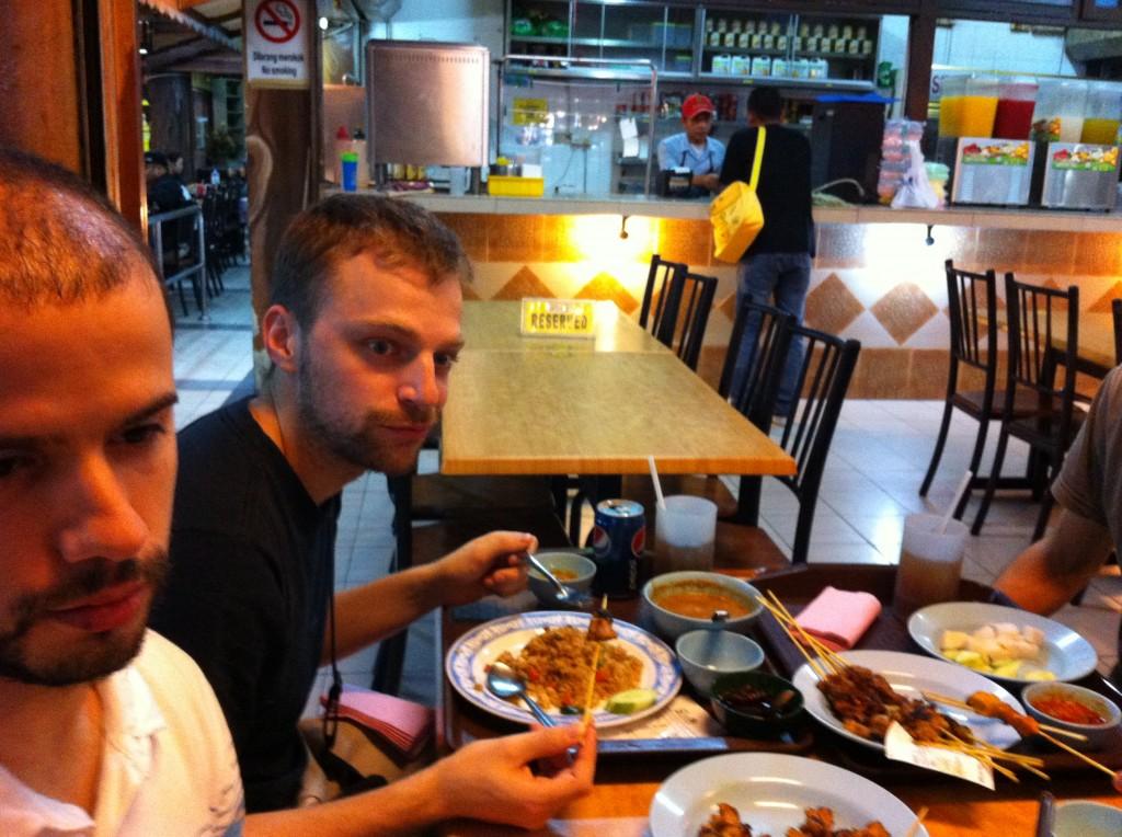 Restaurant à Kampung Baru