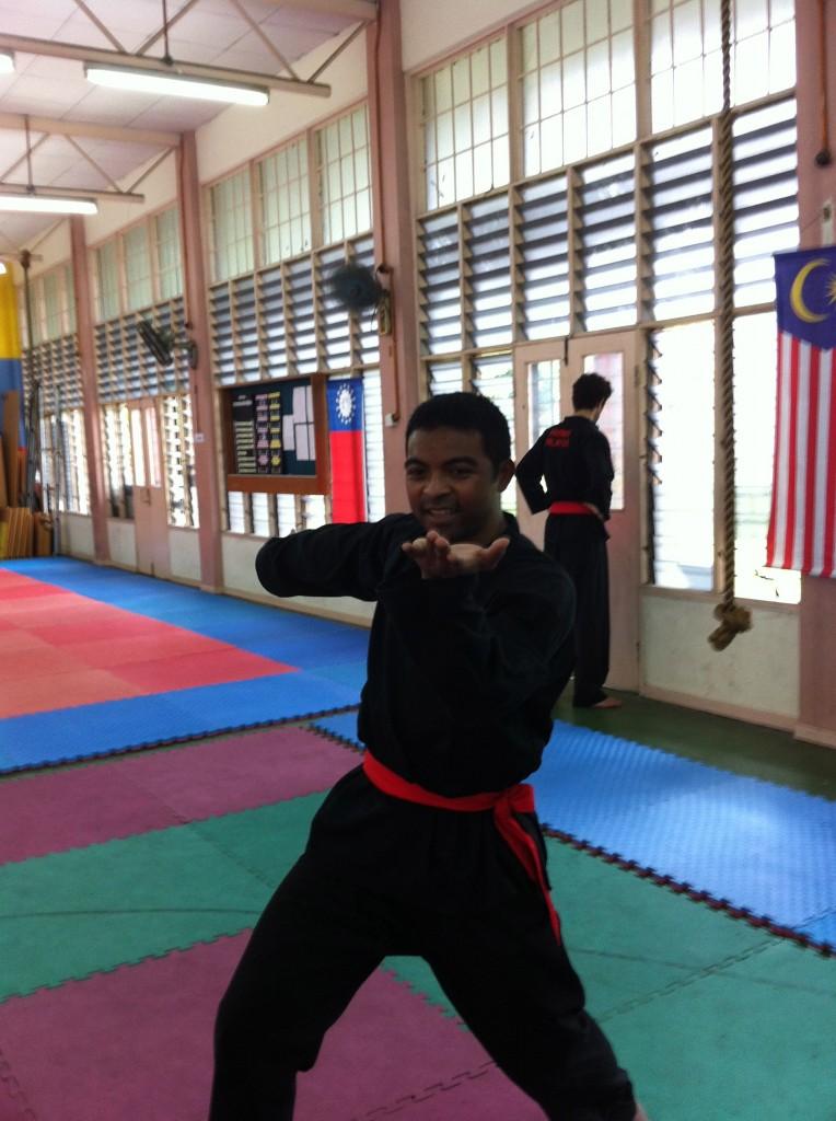 Penchak Silat - Bunga Merah Seni Gayung Fatani Malaysia