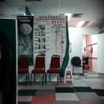 Carnet de Voyage en Malaisie 2014 - Salon de massage