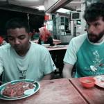 Carnet de Voyage en Malaisie 2014 - Matthias et Mahéry chez Anjung