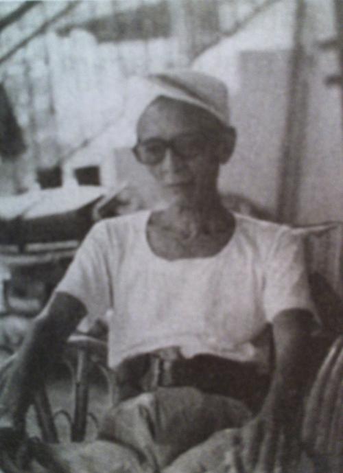 Guru Tua Tn. Hj. Iman Mansor Ismail - Grand maître de Pencak Silat Seni Gayung Fatani