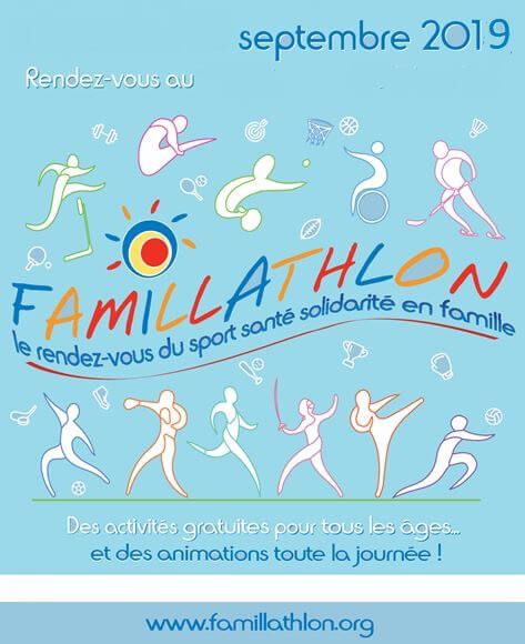 Culture Silat - Famillathlon 2019