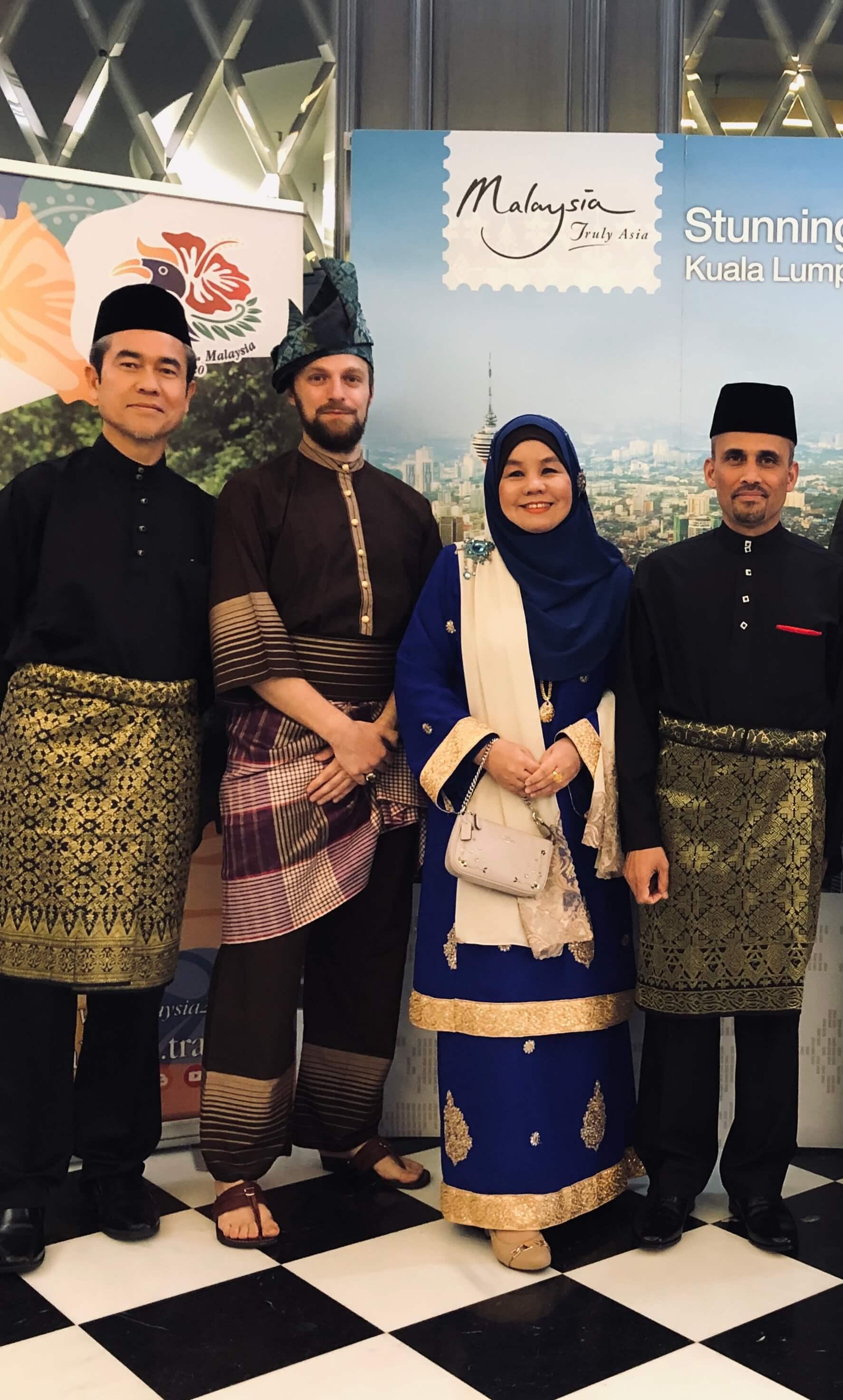 Culture Silat & Ambassade de Malaisie - Pavillon Royal - 2019