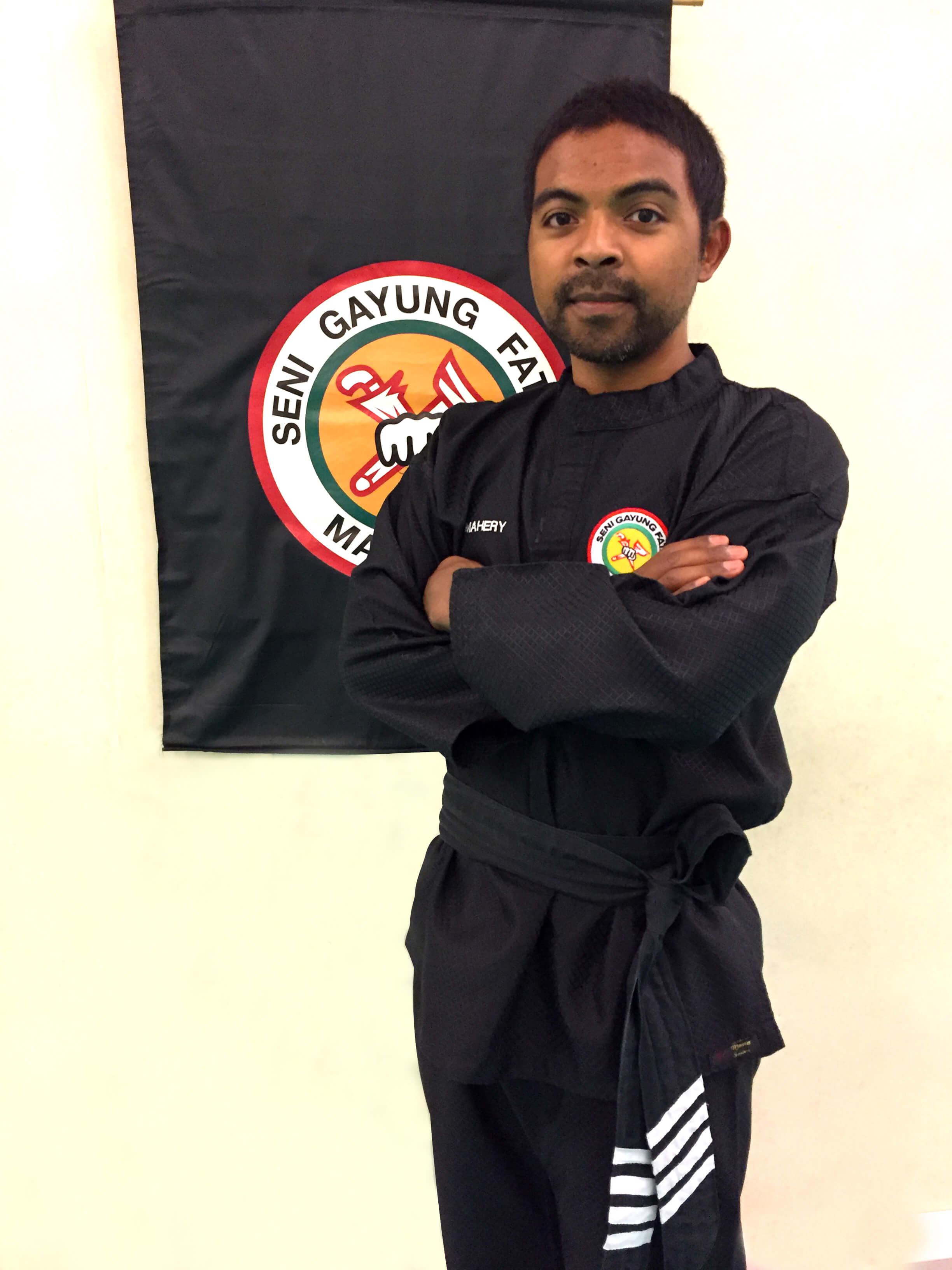 Cikgu Mahery - Ketua Jurulatih PSGFM