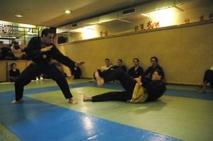 Penchak Silat - Techniques au ajyn Club