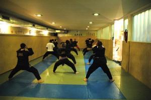 Penchak SIlat - Exercices de respiration