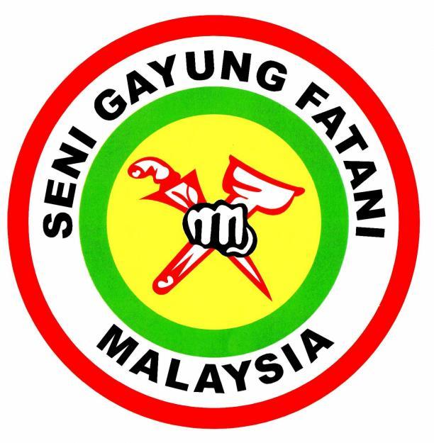 Pencak Silat Seni Gayung Fatani Malaysia - Logo Penchak Silat