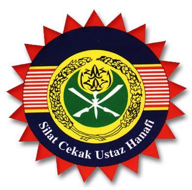 Pencak Silat Cekak Ustaz Hanafi - Logo Penchak Silat