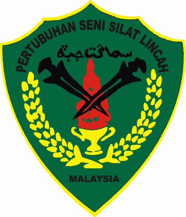 Pencak Silat Seni Silat Lincah - Logo Pencha Silat