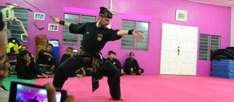 Nos stages de Silat Fatani en Malaisie