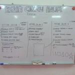 Stage de Pencak Silat en Malaisie 2014 - Notre programme