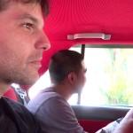 Carnet de Voyage en Malaisie 2014 - Mahéry et Matthias dans la Fatani Mobile