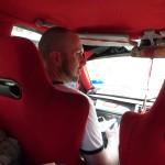 Carnet de Voyage en Malaise 2014 - Jérôme dans la Fatani Mobile