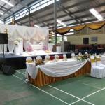 Carnet de Voyage en Malaisie 2014 - La table des mariés
