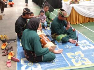 Pencak Silat - Musique traditionnelle - Gendang Fatani