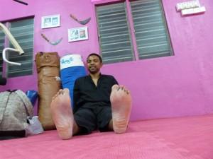 Big Foot !