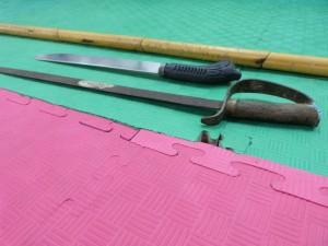 Les armes de notre atage de Fatani