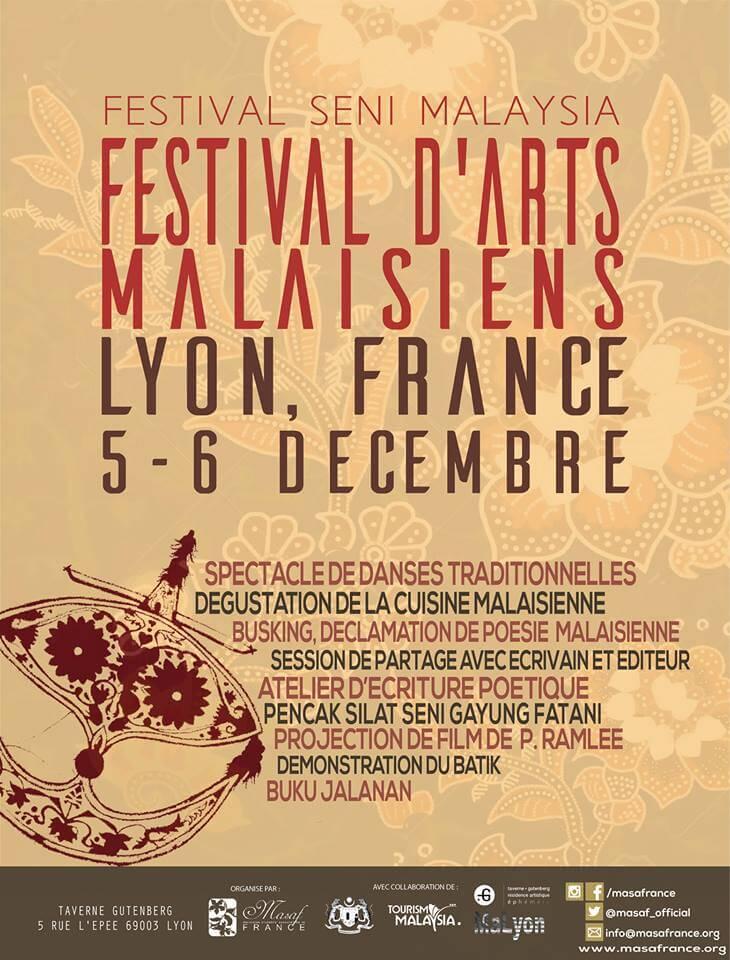 Programme Festival Seni Malaysia - 2015