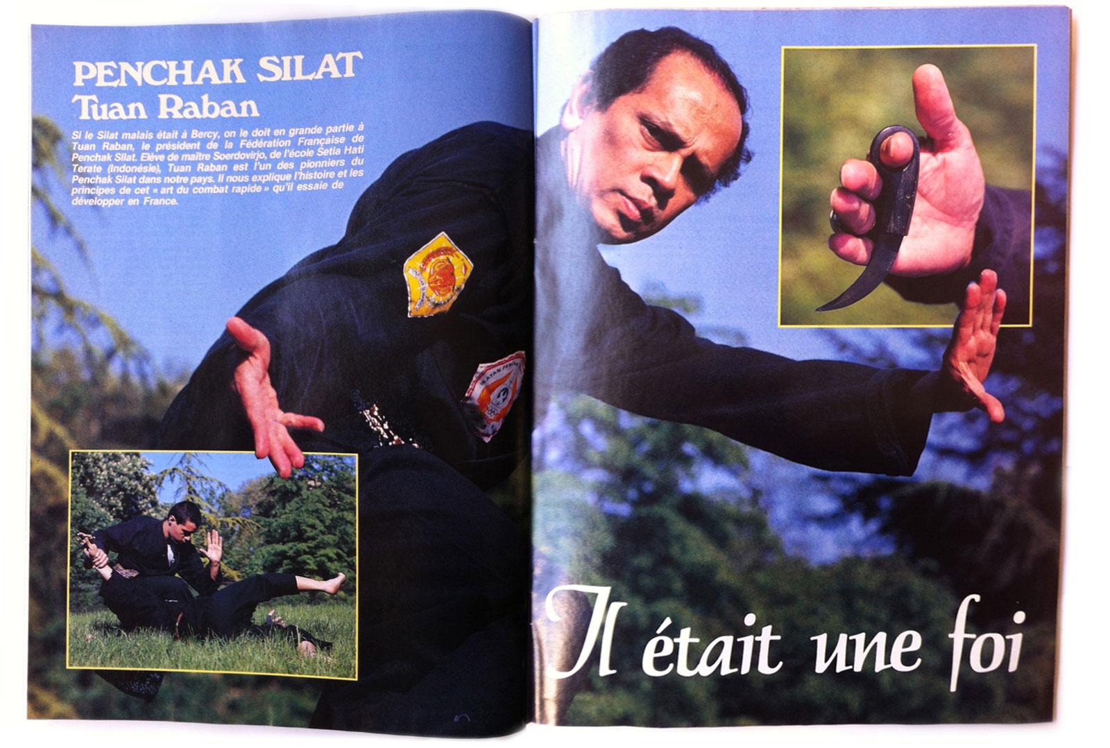 Penchak Silat - L Silat de Tuan Raban