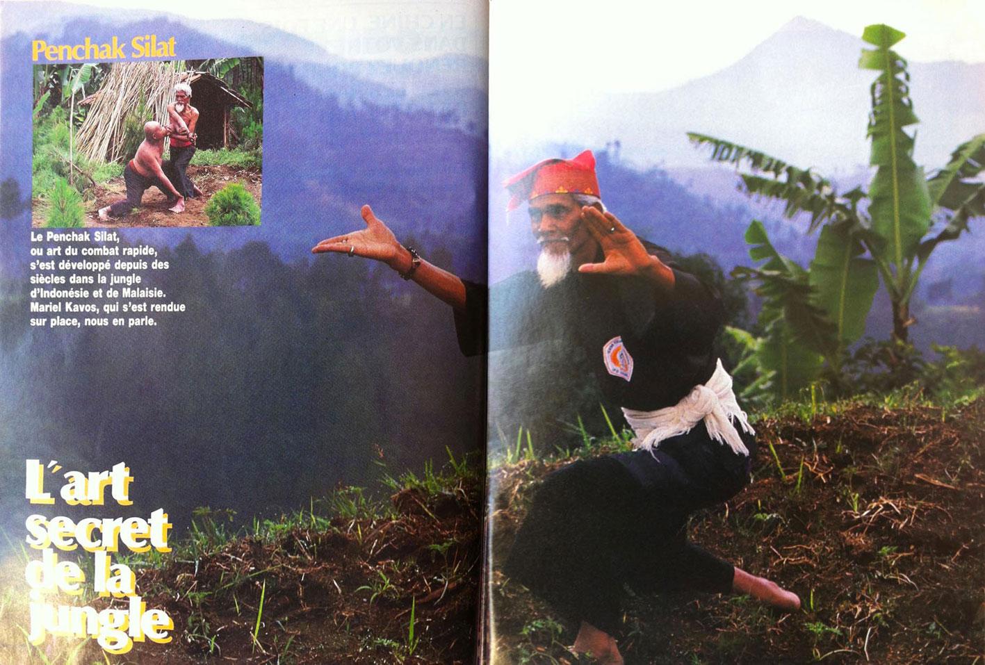 Penchak Silat - L'Art Secret de la Jungle - photo