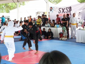 Silat Fatani - Olahraga 2015 (14)