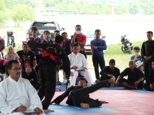 Silat Fatani - Olahraga 2015 (15)