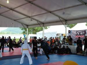 Silat Fatani - Olahraga 2015 (2)