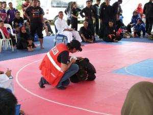 Silat Fatani - Olahraga 2015 (23)