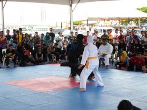 Silat Fatani - Olahraga 2015 (27)