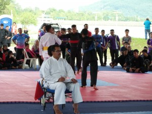 Silat Fatani - Olahraga 2015 (3)
