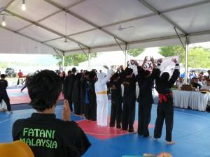 Silat Fatani - Olahraga 2015 (33)