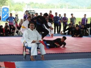 Silat Fatani - Olahraga 2015 (4)